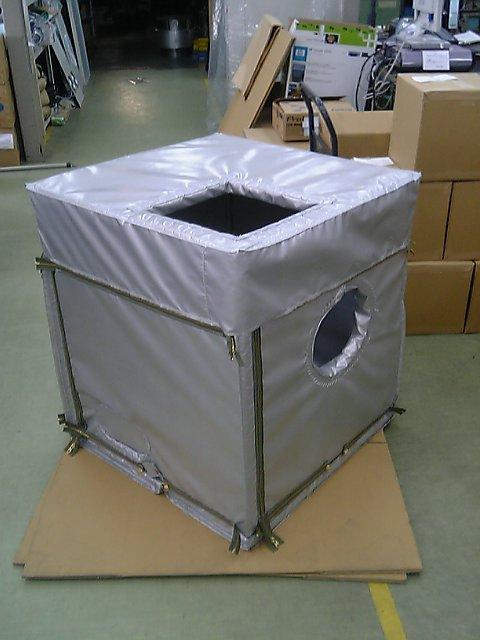 株式会社ポラリス 断熱カバー