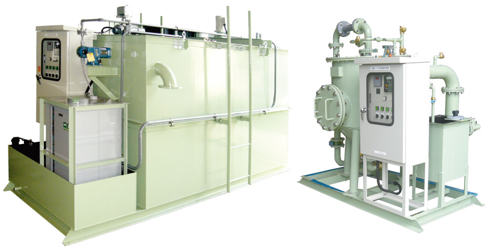 水処理装置 株式会社ポラリス